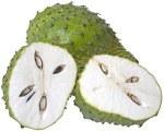 Obati Ambeien dengan buah sirsak