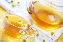 Nikmatnya Chamomile Tea