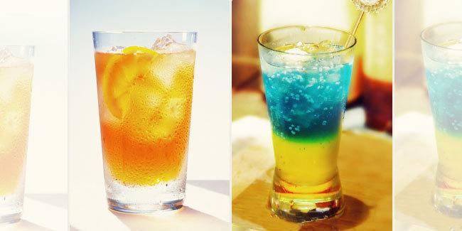 Cara Membuat Minuman Segar Sederhana Jajanan Sehat Ala