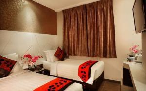 Budget Hotel Singapore pada Musim Liburan