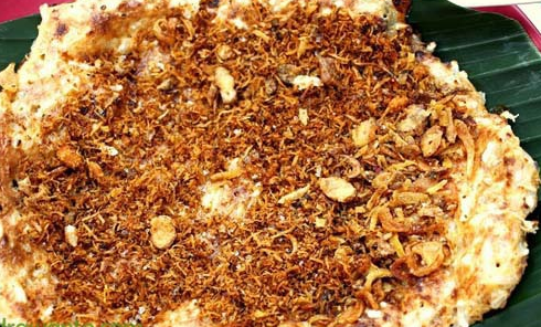 Resep Khas Betawi Makanan Indonesia Kerak Telor